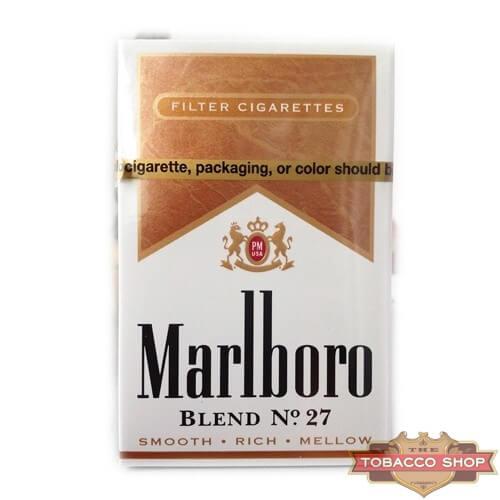 Пачка сигарет Marlboro Southern Cut USA