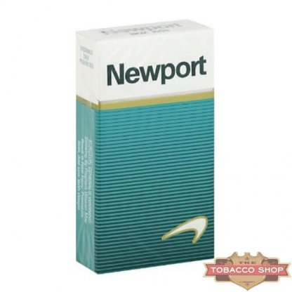 Пачка сигарет Newport Menthol 100's USA