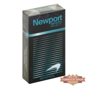 Пачка сигарет Newport Menthol Smooth Select 100's USA