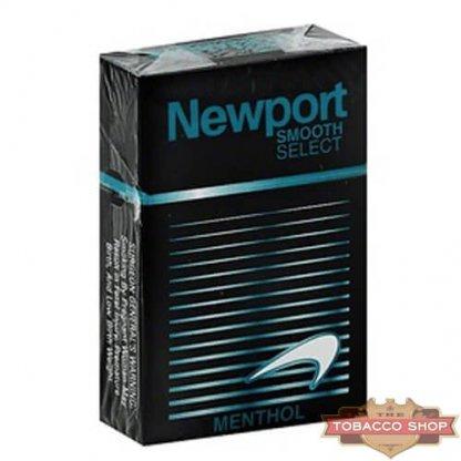 Пачка сигарет Newport Menthol Smooth Select USA