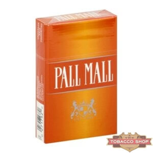 Пачка сигарет Pall Mall Orange USA