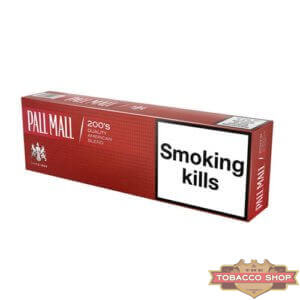 Блок сигарет Pall Mall Red Duty Free