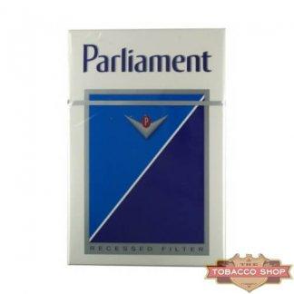 Пачка сигарет Parliament Lights USA (1 пачка)
