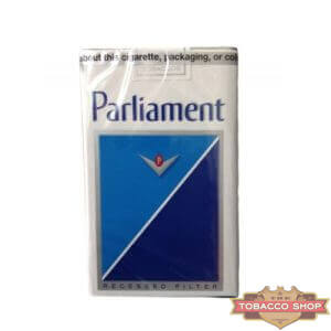 Пачка сигарет Parliament Lights Soft USA