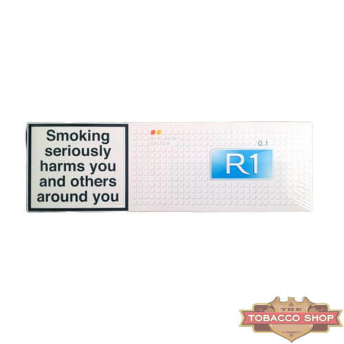 Блок сигарет R1 Blue (50 пачек) Duty Free