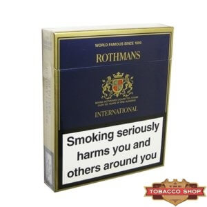 Пачка сигарет Rothmans International (1 пачка) Duty Free
