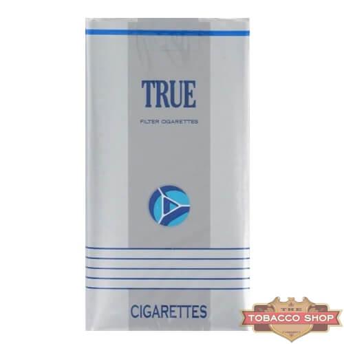 Пачка сигарет True 100's USA
