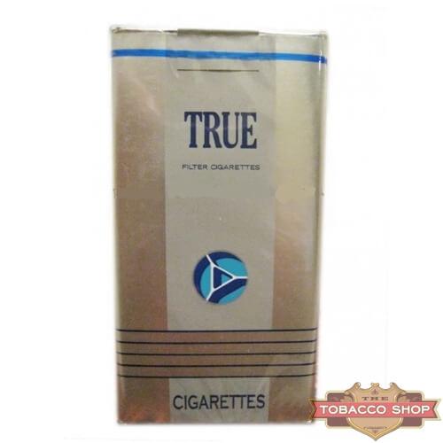 Пачка сигарет True 100's Soft USA