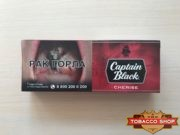 Живое фото блока сигарилл Captain Black Cherise RUS
