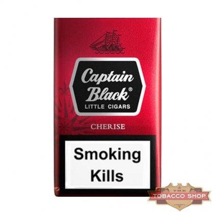 Пачка сигарилл Captain Black Cherise USA - новый дизайн