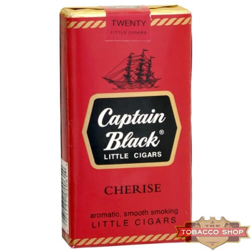 Пачка сигарилл Captain Black Cherise