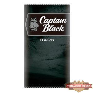 Пачка сигарилл Captain Black Dark RUS Duty Free