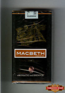 Пачка сигарилл Macbeth Chocolate