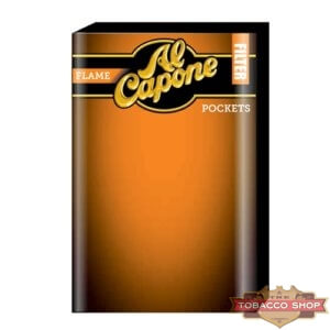 Пачка сигарилл Al Capone Pockets Flame Filter Duty Free