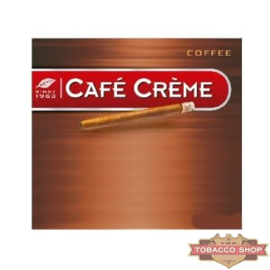 Пачка сигарилл Cafe Creme Coffee 10 cigars Duty Free