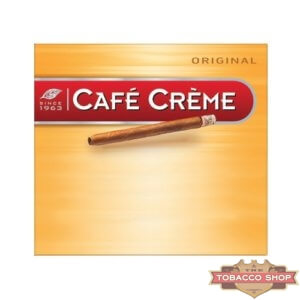 Пачка сигарилл Cafe Creme Original 10 cigars Duty Free