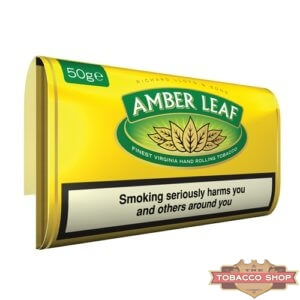 Пачка табака для самокруток Amber Leaf Original Blend 5x50g Duty Free
