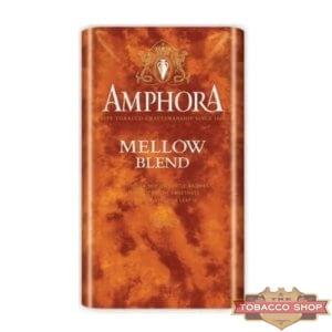 Пачка табака для самокруток Amphora Mellow Blend 50g Duty Free