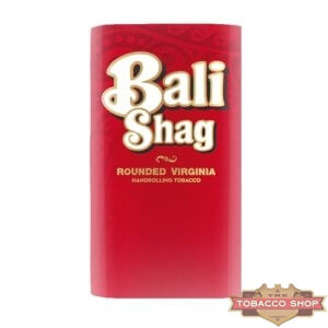 Пачка табака для самокруток Bali Shag Rounded Virginia 40g Duty Free