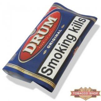Пачка табака для самокруток DRUM Original 50g Duty Free