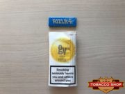 Живое фото пачки табака для самокруток GV Bright Yellow (Golden Virginia) 50g Duty Free