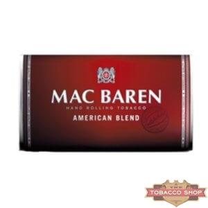 Пачка табака для самокруток Mac Baren American Blend 30g Duty Free