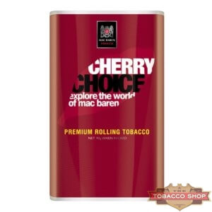 Пачка табака для самокруток Mac Baren Cherry Choise 40g Duty Free