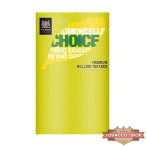 Пачка табака для самокруток Mac Baren Limoncello Choise 40g Duty Free