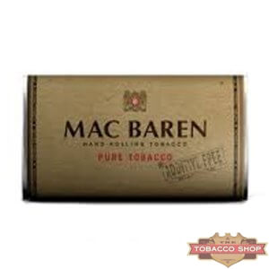 Пачка табака для самокруток Mac Baren Pure Tobacco 30g Duty Free