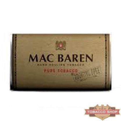 Пачка табака для самокруток Mac Baren Pure Tobacco 30g Duty Free