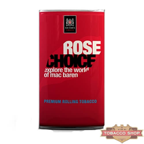Пачка табака для самокруток Mac Baren Rose Choise 40g Duty Free