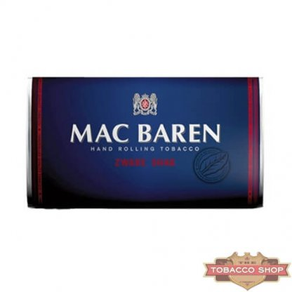 Пачка табака для самокруток Mac Baren Zware Shag 30g Duty Free
