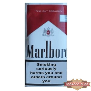 Пачка табака для самокруток Marlboro Red Fine Cut Tobacco 50g Duty Free