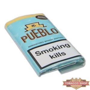 Пачка табака для самокруток Pueblo Blue 5x50g Duty Free